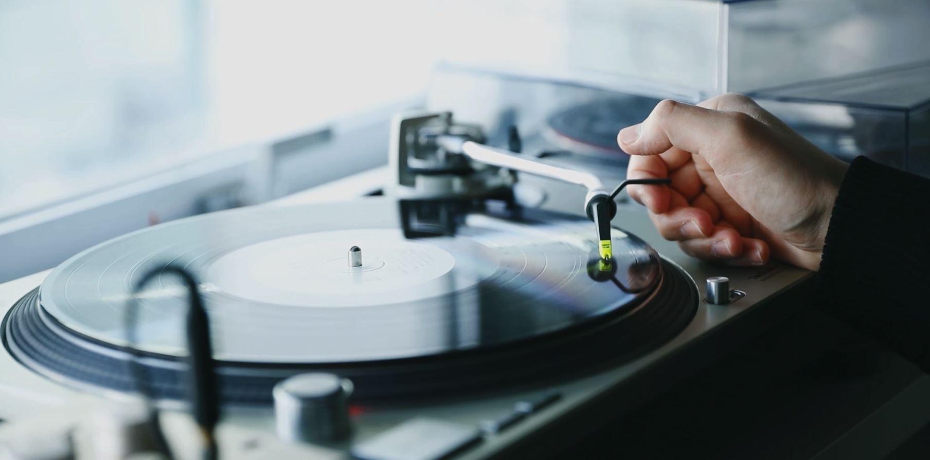 音楽が真ん中にある暮らし