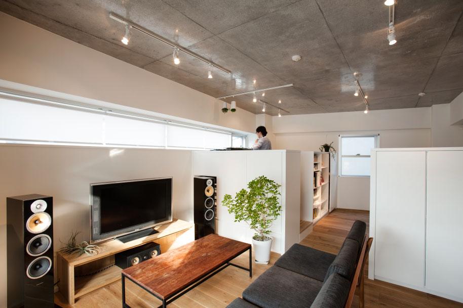 【新区画のご紹介】60㎡台最上階の住戸
