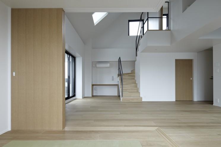 コーポラティブハウス(三田伊皿子坂ハウス)