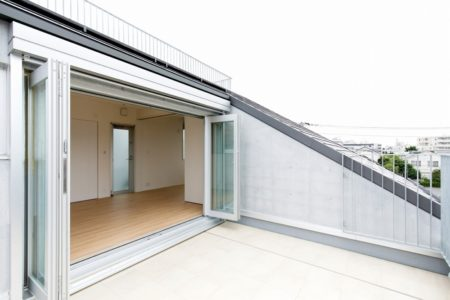 コーポラティブハウス(自由が丘ガーデンテラス)